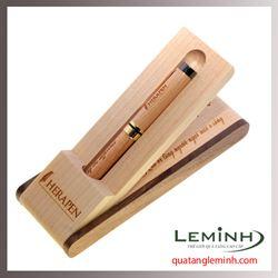 Bộ Bút gỗ quà tặng LM012