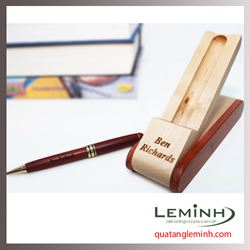 Bộ Bút gỗ quà tặng LM09