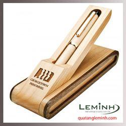 Bộ Bút gỗ quà tặng LM010