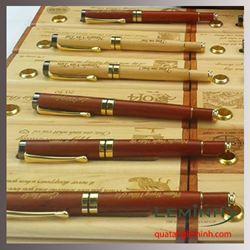 Bộ Bút gỗ quà tặng LM014