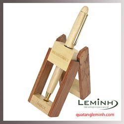 Bộ Bút gỗ quà tặng LM020