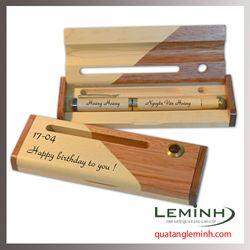 Bộ Bút gỗ quà tặng LM005