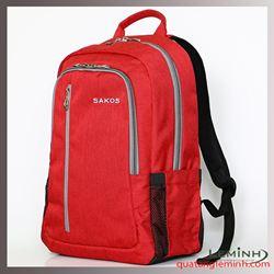 Balo Sunny I15 0 Đỏ xám