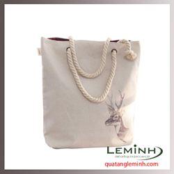 Túi vải bố - túi vải quà tặng 018