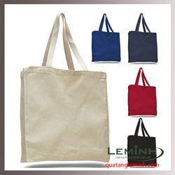 Túi vải bố - túi vải quà tặng 021