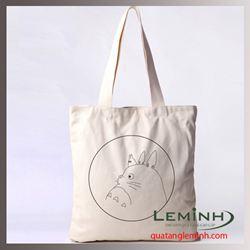 Túi vải bố - túi vải quà tặng 056