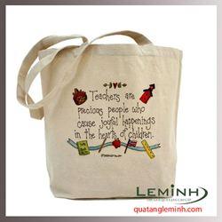 Túi vải bố - túi vải quà tặng 067