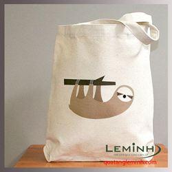Túi vải bố - túi vải quà tặng 071