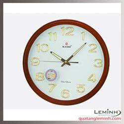 Đồng hồ treo tường Kashi 012