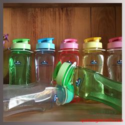 Bình Đựng Nước Nhựa Matsu In Logo - KH Pauls Milk