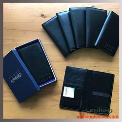 Bộ ví đựng hộ chiếu quà tặng - KPMG
