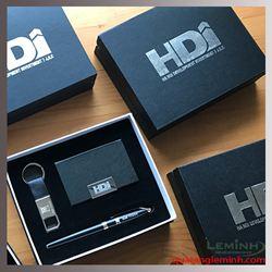Bộ quà tặng 3 sản phẩm - khách hàng HDI