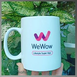 Ly Sứ Bát Tràng In Logo - KH Wewow
