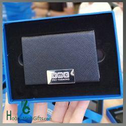Hộp Namecard Cao Cấp Khắc Logo - KH VMC