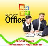 Đào tạo tin học văn phòng uy tín chất lượng tại quận Đống Đa – Hà Nội