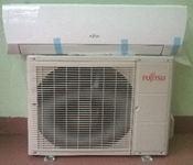 Điều hòa Fujitsu 9000Btu 2 chiều inverter gasR410