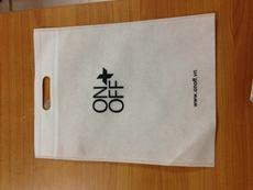 Túi vải không dệt ép nhiệt thương hiệu ONOFF