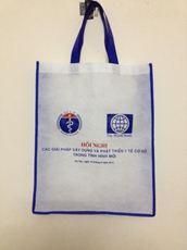 Túi vải không dệt hội thảo của bộ y tế