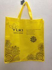 Túi vải không dệt trung tâm tiếng Nhật Yuki