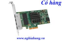 Card mạng Intel I350T4 v2 - Server Adapter PCI Express 2.0 X4