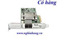 Card Raid HP H240 12GB Dual Port PCI-E 3.0 X8 SAS/SATA FIO Smart HBA - P/N: 726909-001/ 761873-B21