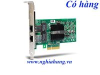 Card Mạng HP NC360T Dual Port PCI-e Gigabit Network - P/N: 412648-B21 /  412646-001 / 412651- 001
