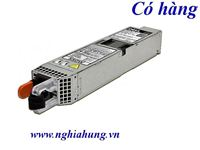 Bộ nguồn Dell 550W Power Supply For Dell PowerEdge R430 - P/N: 034X1