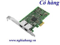 Card mạng Dell Broadcom 5720 Dual Port 1GbE PCIe Network - PN: 0FCGN