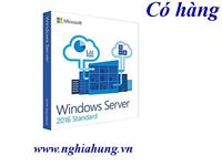 Windows Server Standard 2016 64Bit English 1pk DSP OEI DVD 16 Core