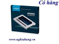 SSD Crucial MX500 SATA III 2.5 inch 500GB