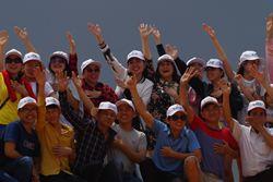 Khối Mặt Trận Thủ Dầu Một thăm đồng bào biển đảo kết hợp học tập tại đảo Phú Quý