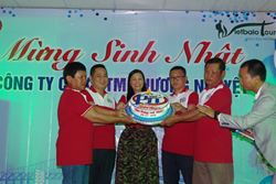 Sin nhật lần thứ 6 Cty Phương Nguyệt - Nha Trang - Bình Ba (29-2/8/2019