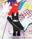 Dụng cụ thu dây ninja nhựa dẻo K0259 15g