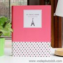 Album ảnh DIY PHOTO ALBUM Paris romantic K0674 920g