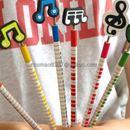 Bút chì gỗ nốt nhạc B0024