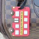Thẻ hành lý Name Tag hình xe Bus K0809 40g