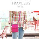 Túi hộ chiếu, giấy tờ  đeo vai Máy bay K0465 170g