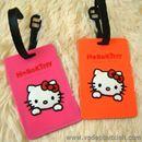 Thẻ hành lý Name Tag Hello kitty K0804 40g