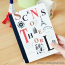 Bộ thiệp Postcard Scens Of The World K0778 340g