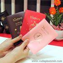 Vỏ hộ chiếu Passport Journey K0601 40g