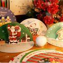 Bộ thiệp sticker &  Portcard Inconic Christmas K0943 60g