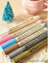 Bút nhũ Metallic color pen ngòi to B0103 15g