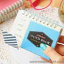 Sổ học từ gáy lò xo Everyday Word Book S0451 75g