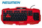Bàn phím Gamingh Newmen KB810 (Internet Bar)