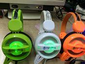 Tai nghe game net Lightning A2 có đèn led