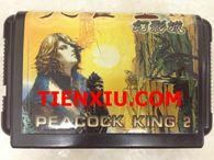 Băng 6 nút Peacock King 2