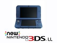 New nintendo 3dsLL/XL
