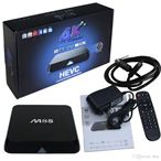 Android TV Box 4K M8S