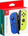 Bộ Joy-Con Controllers [Neon Blue/ Neon Yellow] Nintendo Switch hàng chính hãng mới 100%