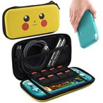 Túi đựng Pikachu máy Nintendo Switch Lite